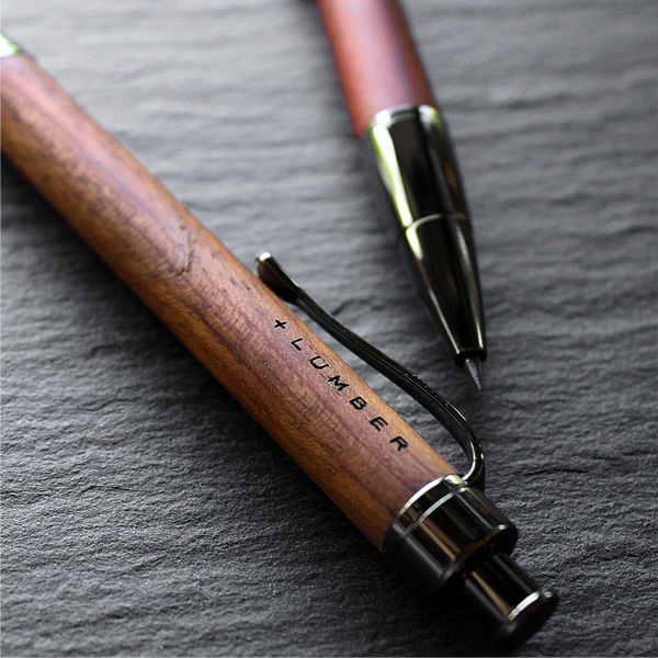 高級木材の芯ホルダー(鉛筆)「LEAD PENCIL 2mm」