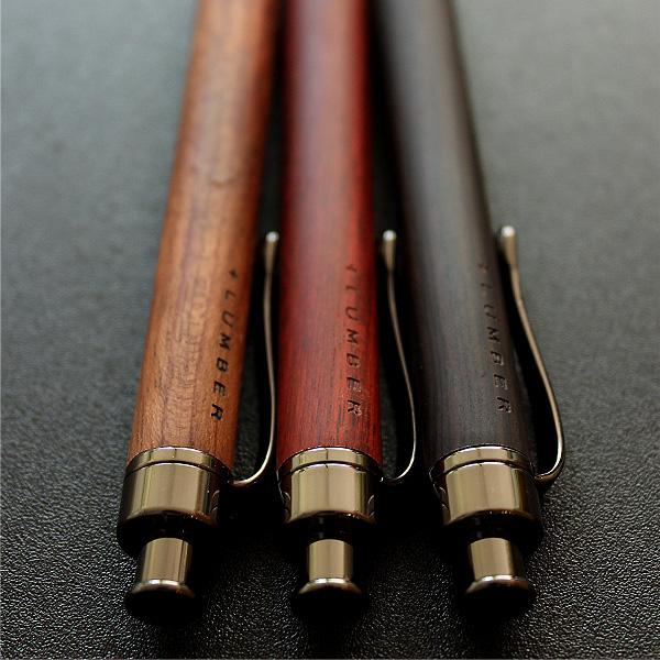木製の筆記用具
