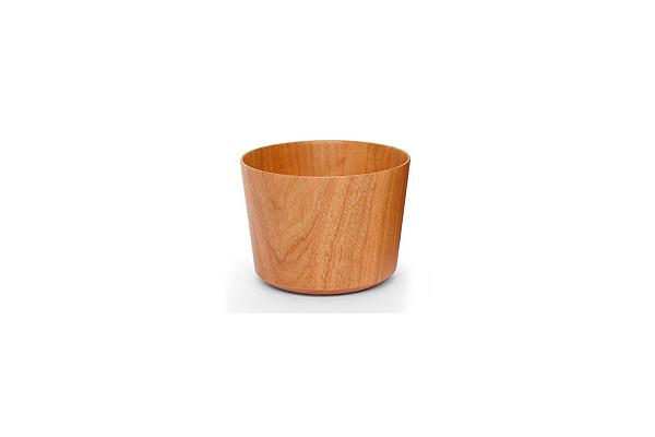 天然の木から削り出して仕上げた木製コップ・カップ「Wooden Cup 160ml」