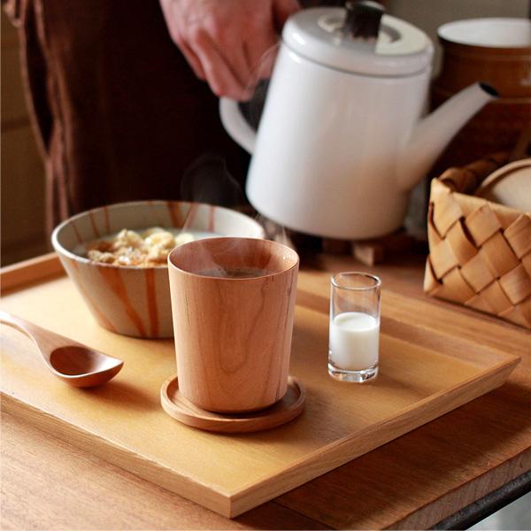 【木製の生活雑貨】天然木の温もりが魅力「木製コップ。カップ」特集!